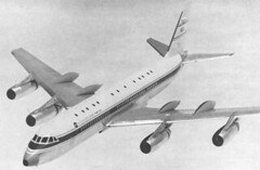 Convair 990 (NASA on The Commons) Tags: convair990 jet