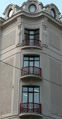 Vienne, Autriche (Marie-Hlne Cingal) Tags: vienne vienna wien autriche austria sterreich fer iron balcons balconies