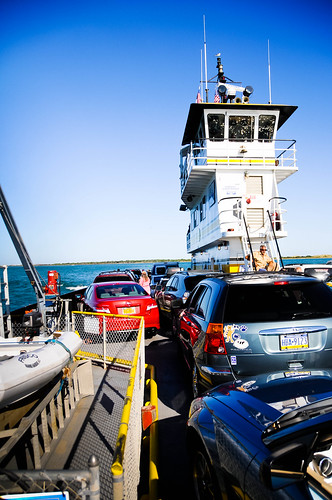 """The ferry which took me to Ocracoke • <a style=""""font-size:0.8em;"""" href=""""http://www.flickr.com/photos/29931407@N00/5201615458/"""" target=""""_blank"""">View on Flickr</a>"""
