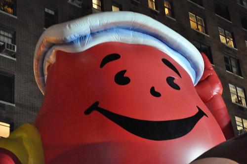 Kool Aid Balloon