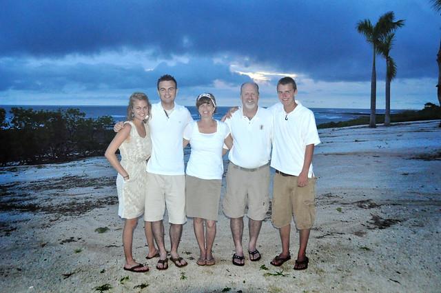 p family photo