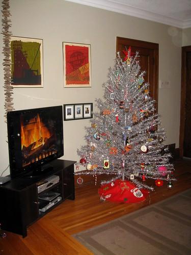 christmas tree 2010!