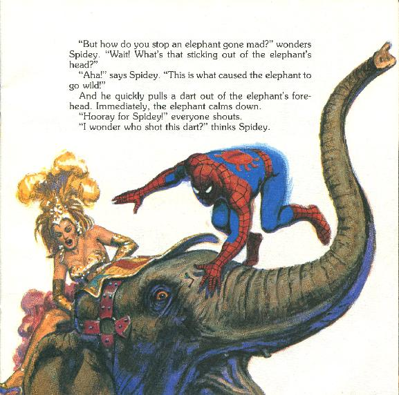 Spider-Man - The Big Top Mystery014