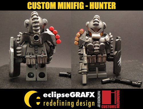 Custom Minifig Hunter