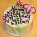Maria's Purple Orchid Cake