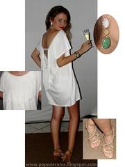 Mariana Araujo - HouseClub White Edition 27/11/10