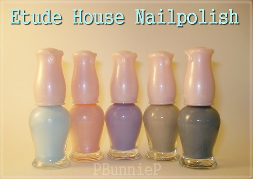 Etude House NailPolish