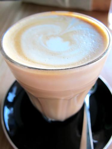 Weak latte