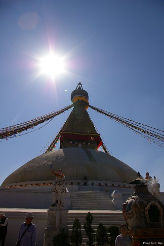 Boudhanath (Kathmandu)