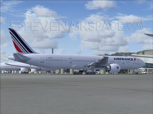 Air France B773