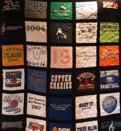 You can order your quilt online!