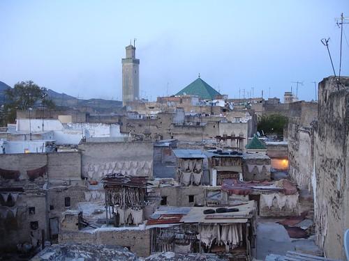TOP 3 MOROCCO: Fez Old Medina