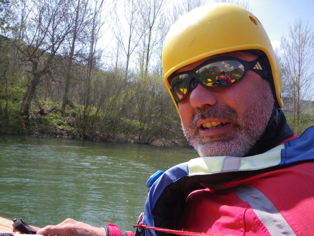 Descenso del Río Arakil en kayak 017