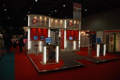 The Access stand, Softworld 2010