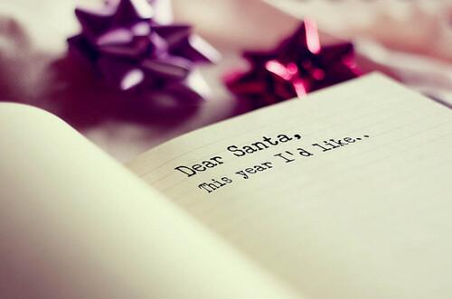 dear santa weheartit