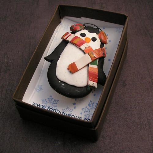 Penguin Pins