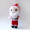 Crochet Amigurumi Santa (Yillup) Tags: santa christmas red white holidays bell crochet amigurumi