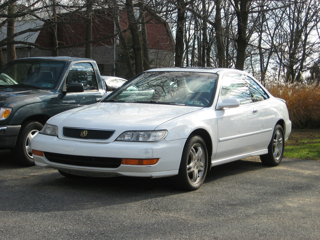 1999 Acura 23CL Autoshark77 Tags Speed Honda 5 99 Stick 23