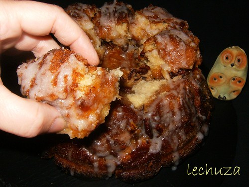 Monkey bread-porción