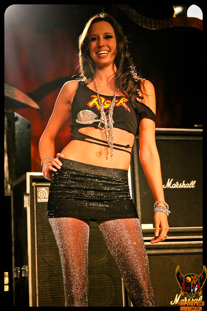KISW Rock Girl