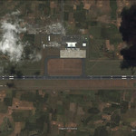 Hi-res Satellite Images of Iloilo Airport Available in Google Earth