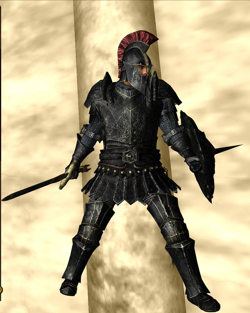 Imperial Legion Oblivion imperial legion horseman 01