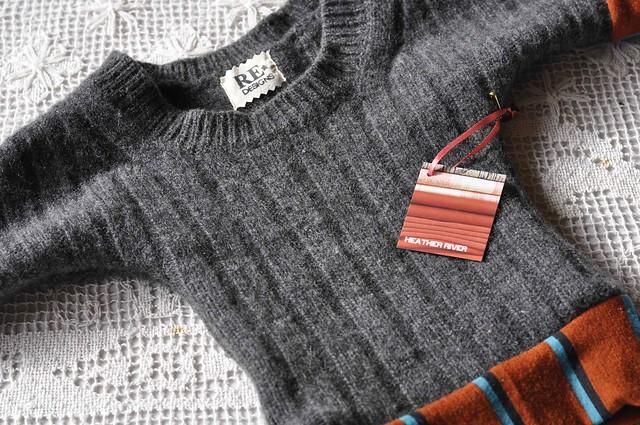 micro sweater