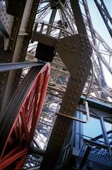 Tour Eiffel Paris l'an 1985 (normandie2005_horst Moi_et_le_monde) Tags: paris france tower tour eiffeltower eiffel toureiffel eiffelturm 1985 parijs parigi pras  pary   pa   pariisi pariz   parze paris     parios    paryiuje paris1985france