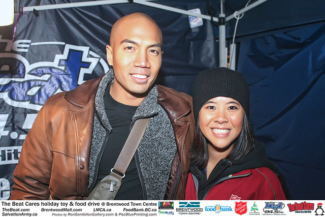 The BEAT CARES holiday food and toy drive at Brentwood Town Centre photos by Ron Sombilon Gallery (679) by Ron Sombilon Gallery