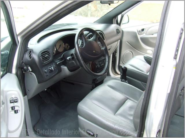 Chrysler Grand Voyager - Det. int. </span>+ opticas-37