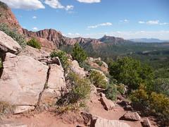 Utah, Kolob Canyon, Landscape (Mary Warren (8.2+ Million Views)) Tags: mountains landscape utah scenery redrocks gmt kolobcanyon theunforgettablepictures qualitygold pinnaclephotography