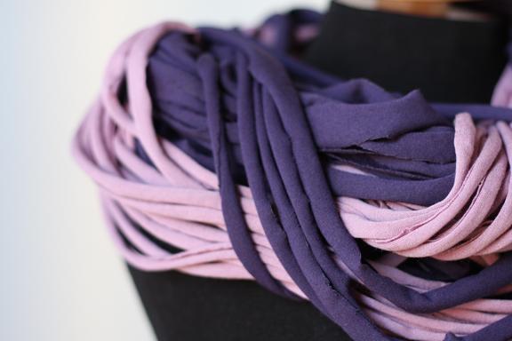 spaghetti scarf
