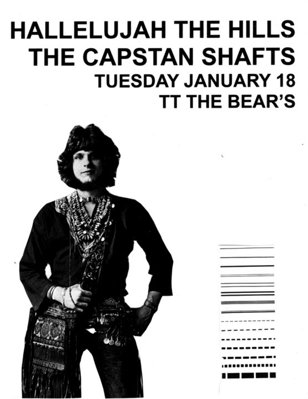 The Capstan Shafts, Hallelujah The Hills