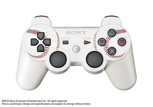 MLB 11: The Show DualShock 3
