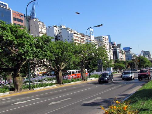 Calles de Buenos Aires Foto