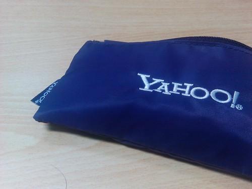 Yahoo! Pencil Case