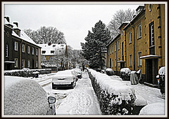 My Hometown (Hobbyfotograf Jrgen Marz) Tags: street schnee snow cars strasse nrw autos duisburg ruhrgebiet pott niederrhein ruhrpott topshots flickrsportal