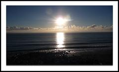 winter sunset (livin the dream*) Tags: snow wales coast december valeofglamorgan headland rhoose winter2010