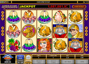 King Cashalot slot game online review