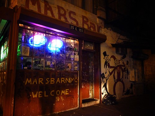 Mars Bar, East Village, New York City 10