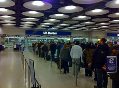 UK still a popular destination despite the weather!