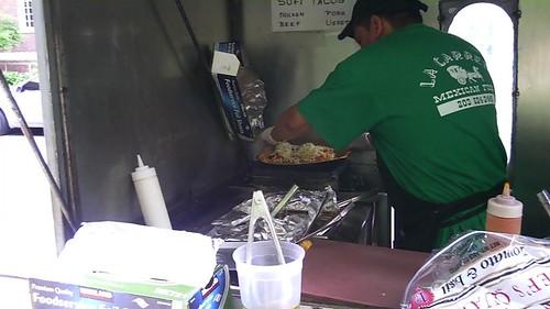 La Carreta Burrito