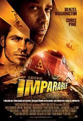 Imparable poster película