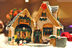 Gingerbread Bake Shop by Marshall at Mystic Lake Buffet ~ Prior Lake, MN