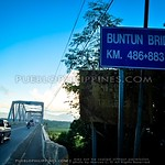 Sunset at Buntun Bridge in Tuguegarao, Cagayan
