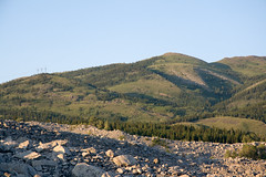 Piistaistakis from Frank Slide - (c) David Thomas