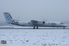 G-JEDT - 4088 - FlyBe - De Havilland Canada DHC-8-402Q Dash 8 - Luton - 101222 - Steven Gray - IMG_7153