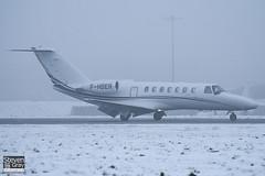 F-HBER - 525B-0183 - Private - Cessna 525B Citation CJ3 - Luton - 101222 - Steven Gray - IMG_7279