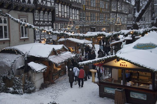 Christmas on the Road - Goslar Christmas Market