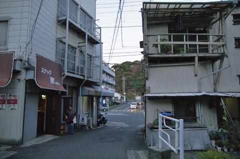 山手駅・大和町商店街